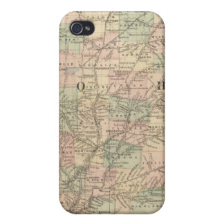 Ohio and Indiana iPhone 4/4S Covers