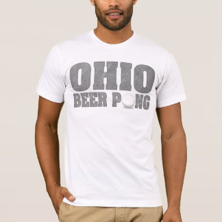 Ohio Beer Pong T-Shirts