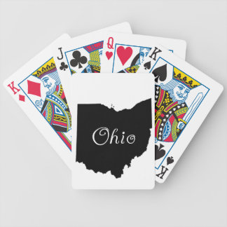 Ohio Bicycle Playing Cards