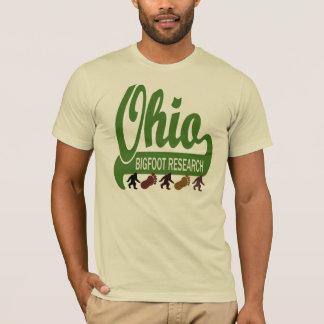 Ohio Bigfoot Research T-Shirt