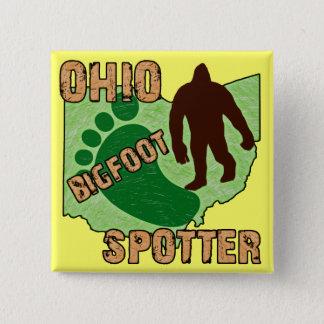 Ohio Bigfoot Spotter Button