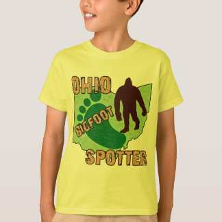 Ohio Bigfoot Spotter T-Shirt