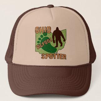 Ohio Bigfoot Spotter Trucker Hat