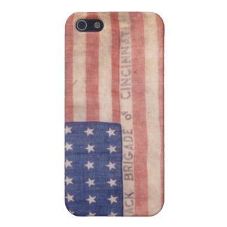 Ohio Black Brigade Flag iPhone Case Case For iPhone 5