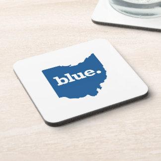 OHIO BLUE STATE COASTER