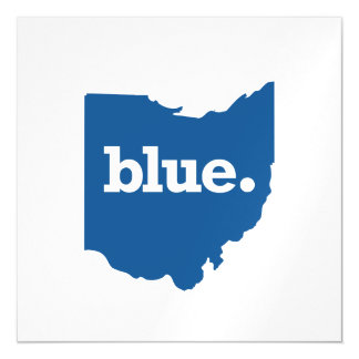 OHIO BLUE STATE MAGNETIC CARD