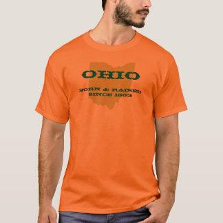 Ohio Born & Raised T-Shirt