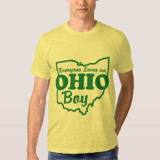 Ohio Boy Tee Shirt