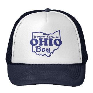 Ohio Boy Trucker Hat