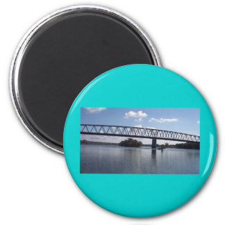 Ohio Bridge Magnet