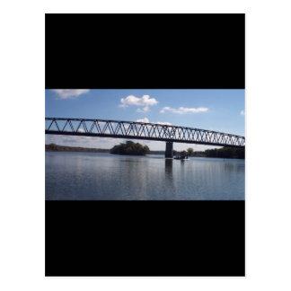 Ohio Bridge Postcard