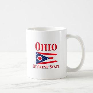 Ohio - Buckeye State Coffee Mug