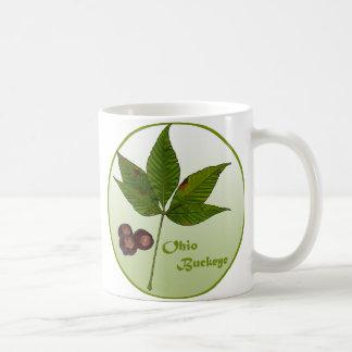 Ohio Buckeye Tree Coffee Mug