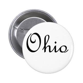 Ohio 2 Inch Round Button