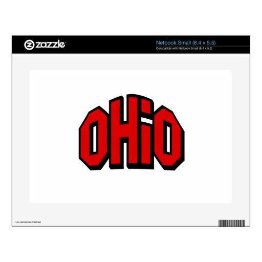 Ohio Calcomanías Para Netbooks