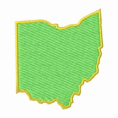 Ohio Sudadera Bordada