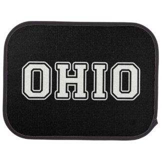 Ohio Car Mat