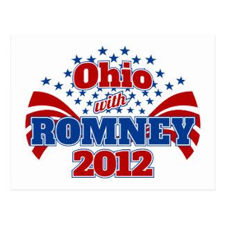 Ohio con Romney 2012 Postal
