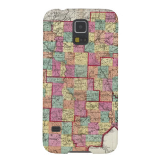 Ohio Counties Galaxy S5 Cover