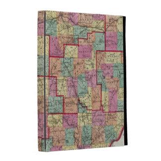 Ohio Counties iPad Cases