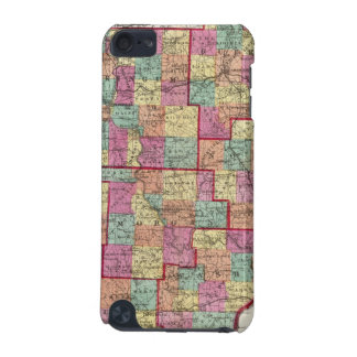 Ohio Counties iPod Touch (5th Generation) Cases