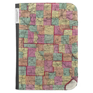 Ohio Counties Kindle 3 Cases
