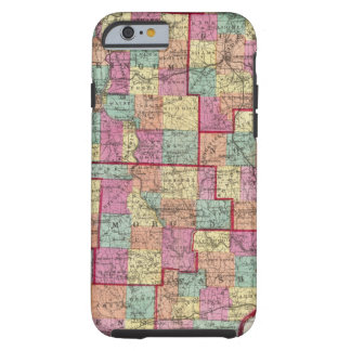 Ohio Counties Tough iPhone 6 Case