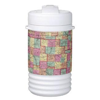 Ohio Counties Igloo Beverage Dispenser