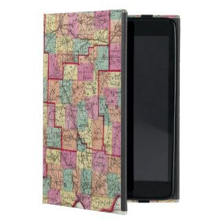 Ohio Counties iPad Mini Covers