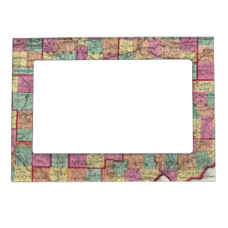 Ohio Counties Magnetic Frames