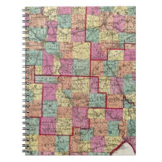 Ohio Counties Notebook