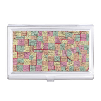 Ohio Counties Business Card Holders