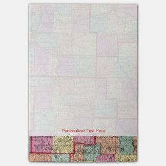 Ohio Counties Post-it® Notes