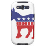 Ohio Democrat Donkey Samsung Galaxy SIII Cover