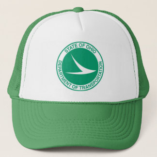 Ohio Department of Transportation Hat. Trucker Hat