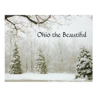 Ohio el hermoso 15 tarjeta postal