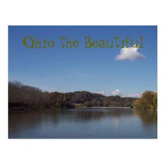 Ohio el hermoso, 30 tarjeta postal