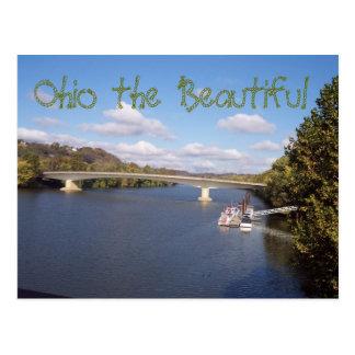 Ohio el hermoso, 31 tarjetas postales