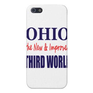 Ohio el TERCER MUNDO nuevo y mejorado iPhone 5 Carcasas