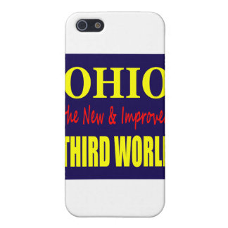 Ohio el TERCER MUNDO nuevo y mejorado iPhone 5 Carcasa