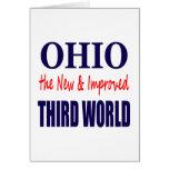 Ohio el TERCER MUNDO nuevo y mejorado Tarjeta
