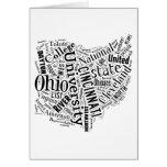 Ohio en Tagxedo Felicitacion
