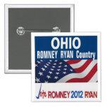Ohio es botón del país de Romney Ryan