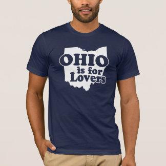 Ohio está para los amantes playera