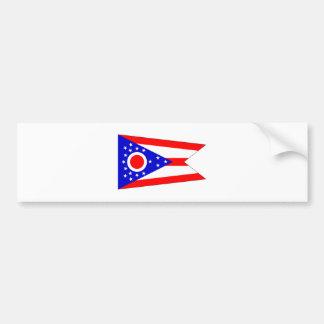 Ohio FLAG International Bumper Sticker