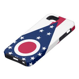 Ohio Flag iPhone 5 Case