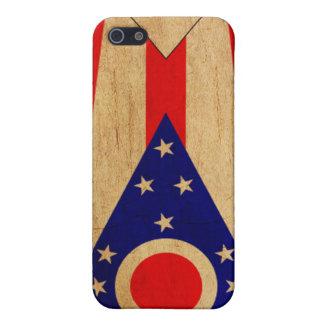 Ohio Flag iPhone SE/5/5s Cover