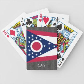 Ohio Flag Playing Cards