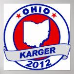 Ohio Fred Karger Impresiones