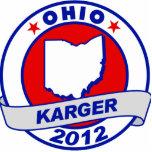 Ohio Fred Karger Photo Cutout